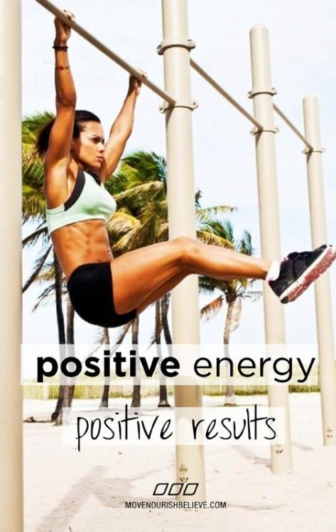 Positive energy Postitive Result