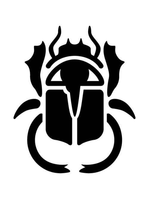 Another logo, for a record label called Scarab Audio. We shall see of course…