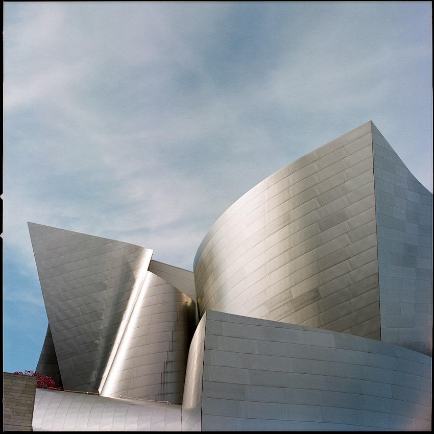 Walt Disney Concert Hall, Los Angeles, 3.24.12