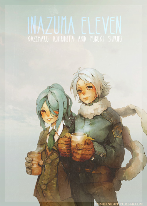 ammoknight:  Sakka has taken over my lyf and my hands. [HQ] Hoping to make this a print if people are interested to buy. ; v ;""""