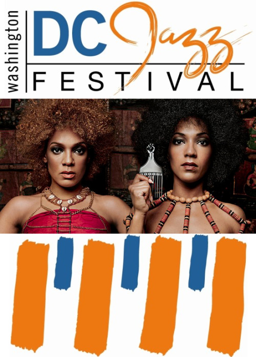 Les Nubians return to Washington, DC THIS Saturday with back to back shows at The Hamiltonas part of the 2012 DC Jazz Festival! Early Show at 8:00pm and Late Show at 10:30pm. Tickets are $20.00-$27.50 and are still available! Buy yours today at http://on.fb.me/KhuRDy