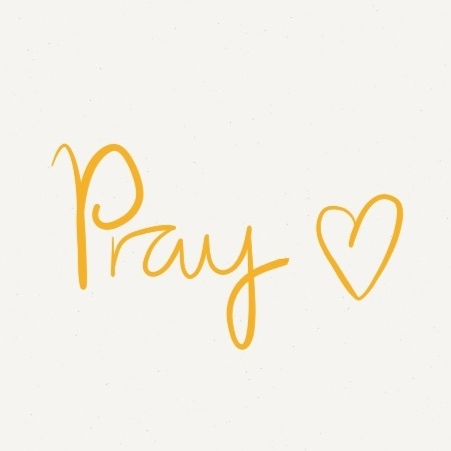 missmorina:  always pray, God is good!  For America, and for each other.