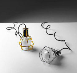 Work Lamp - Designed by Form Us With Love for Design House Stockholm.