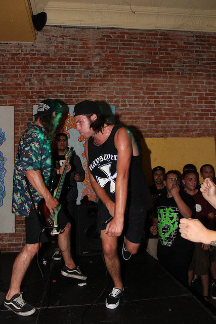 danrawephotos:  Backtrack @ Aladdin Jr 5/29/12