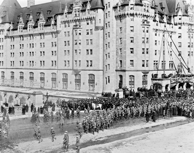 Not just any hotel: Ottawa's Château Laurier celebrates 100 years of celebrity