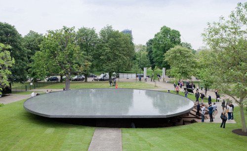 Serpentine Gallery Pavilion 2012, by Herzog & de Meuron and Ai Weiwei