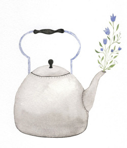 Wildflower tea