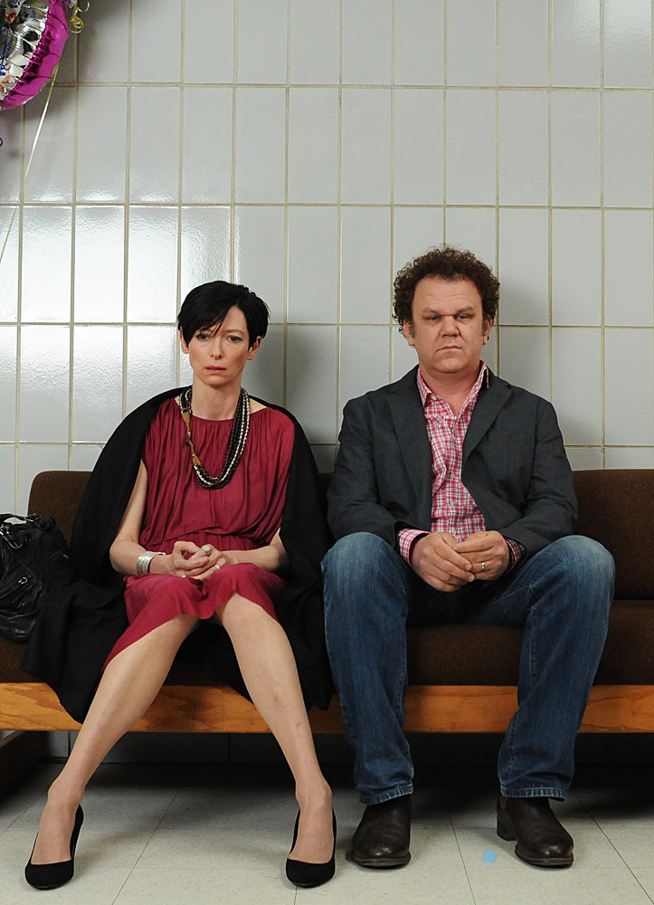 tarkowski:  Tilda Swinton & John C. Reilly in We Need to Talk About Kevin