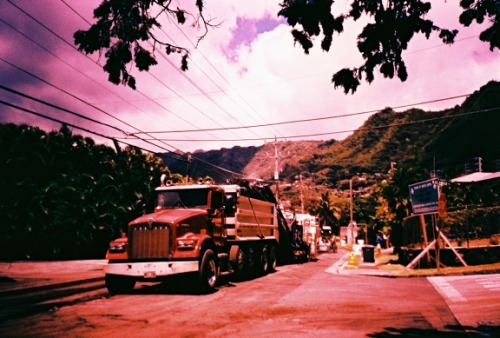 lomographicsociety:  Quaint Beauty: Manoa Valley One of the most beautiful natural spots in Oahu, Hawaii, has got to be Manoa Valley. With lush greenery, traditional houses, an old-world charm, and unlimited areas to relax in, Manoa is unforgettable.