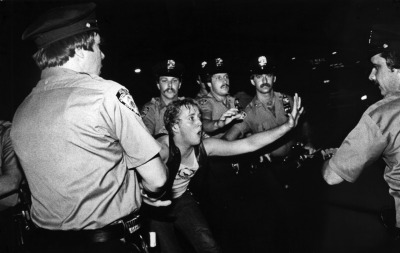 Stonewall Riot, June 28, 1969.