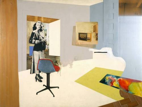 Richard Hamilton- Interior II (1964)