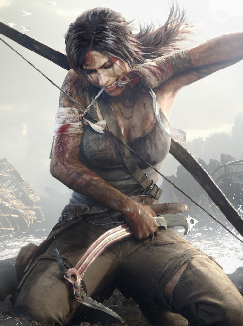 gamefreaksnz:  Tomb Raider gets stunning new gameplay trailer  Crystal Dynamics reveal new trailer for their Tomb Raider reboot as well as a March 5, 2013 release date. Pre-order: Tomb Raider