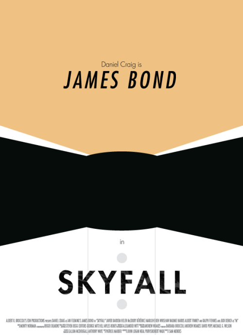 Skyfall by Spencer Campbell