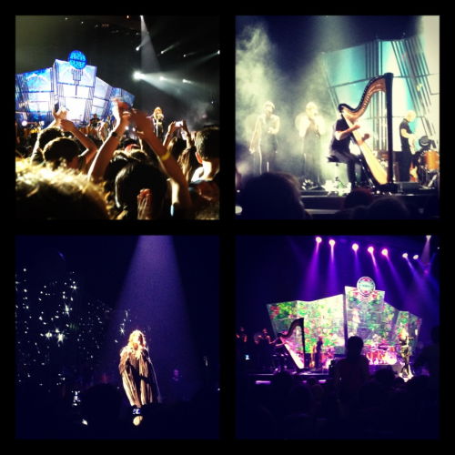 Images from the great night at Florence!! :)