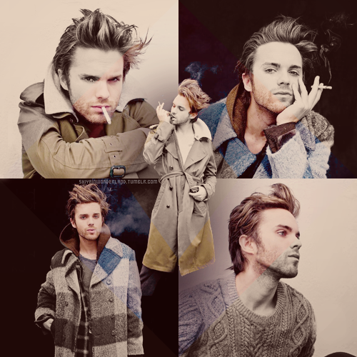 my fav' shoot of Thomas Dekker