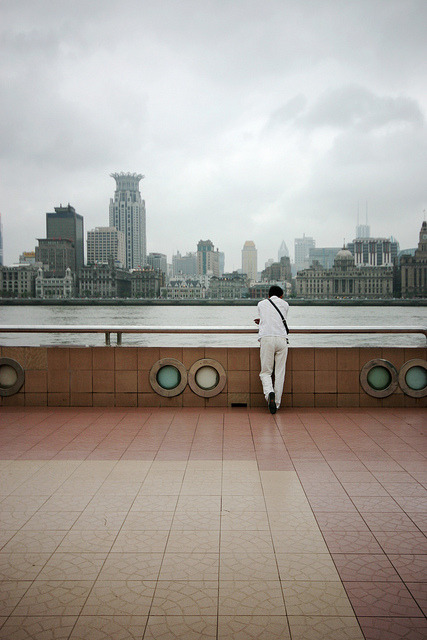 Flashback: Today, 2010  Shanghai Bund View on Flickr.