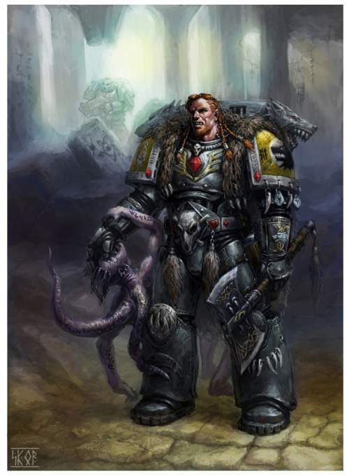 Space Wolves by ~skor2d