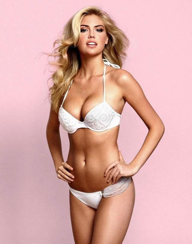 Kate Upton is very very pretty-pretty