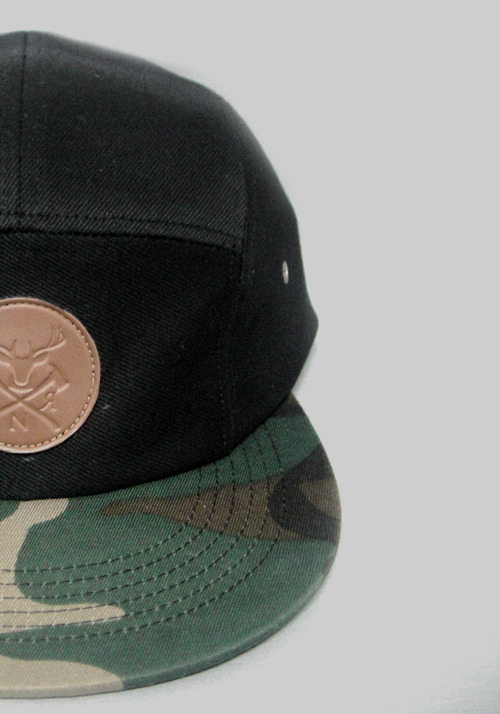 Camouflage 5 panel capAvailable from Nonamerequired 22/06/12