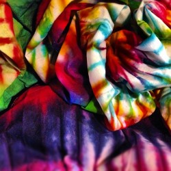 I like dyeing flags! They're fun! #flags #tiedye #statigram #tashsebastian #igers #igmasters #hippie #peace #gratefuldead #love #awesome (Taken with instagram)