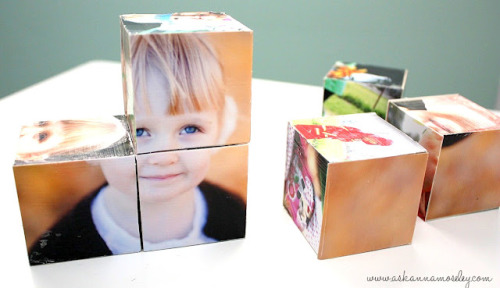 DIY Picture Blocks via Ask Anna