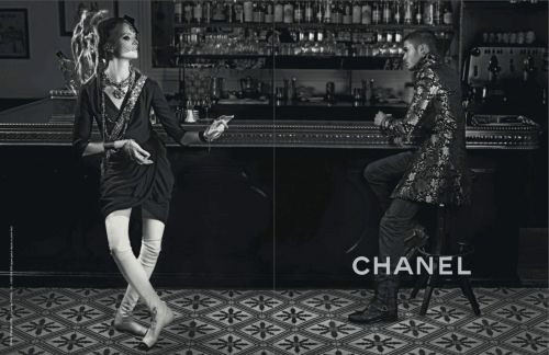 Paris-Bombay Chanel Pre-Fall 2012