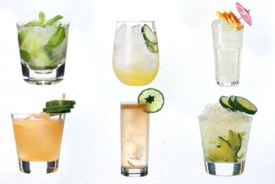 whiskeysoaked:   Sloshed: How to Make the Perfect Summer Drink Out of Anything — Grub Street New York   Relevant.