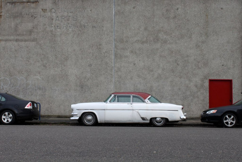 Classic on Flickr.Love the old cars you see roaming around PDX! They don't use salt on the roads making everything last longer.