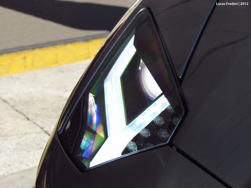 automotivated:  Lambo Eyes (by Lucas Fredini)