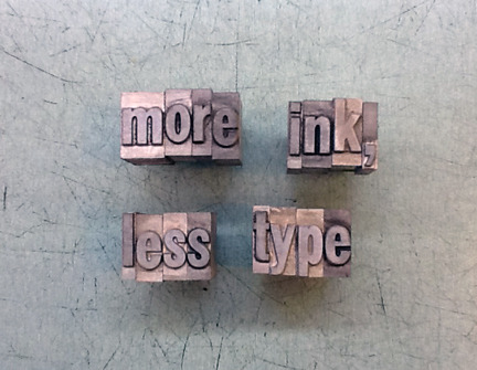 iprintthefakeshit:  less is more