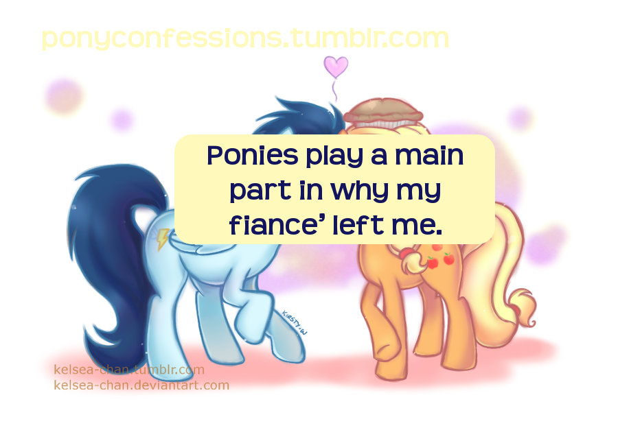 redmuttmcfightinggames:  ponyconfessions:  Ponies play a main part in why my fiance' left me. Everything was fine till FIM started, he knew I loved my little ponies, and did a few customs, but he did not know the extent of it. Whenever I talked about the show, or ponies in general, his mood would always change negatively. So in the end I chose ponies over him.  Have fun with your ponies on your deathbed.Alone.