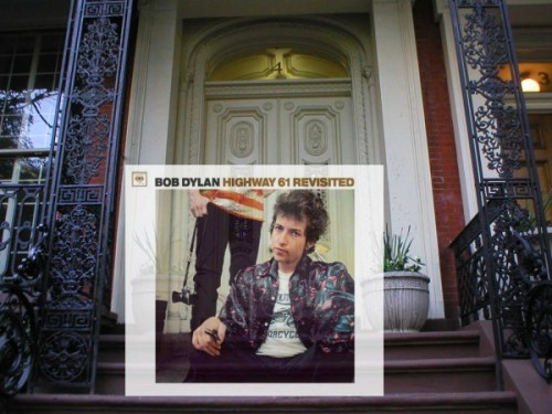 "EVER WONDER WHERE YOUR FAVORITE LP COVER PHOTOS WERE TAKEN IN NYC? You need to go read ""Where Could It Be? Tracking Vintage Album Art In NYC"" right now then. Go there: you won't regret it."