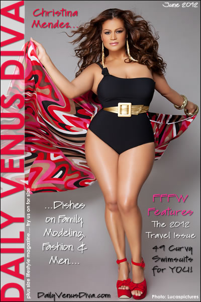 Hey Guys, I'm Daily Venus Diva's June Cover Girl….Check Out My Interview!!!!