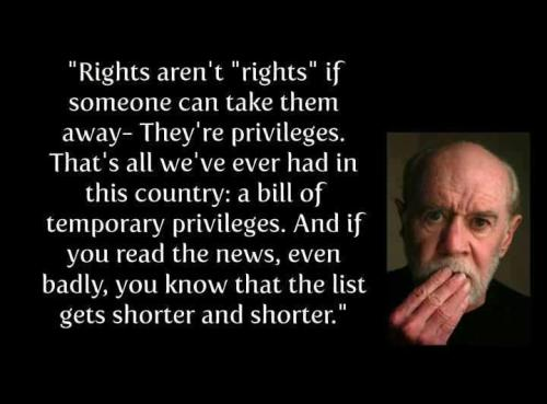 abaldwin360:  George Carlin