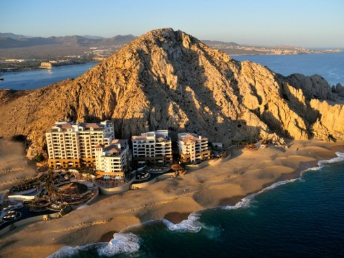 archiphile:  the grand solmar lands end resort and spa in cabo san lucas mexico