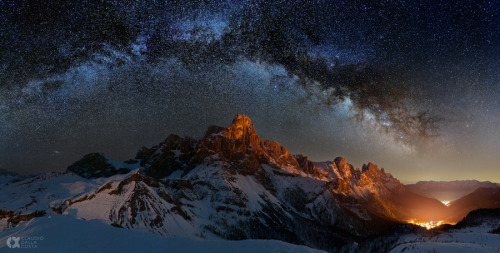 lori-rocks:  My Galaxy by Claudio Dalla Costa