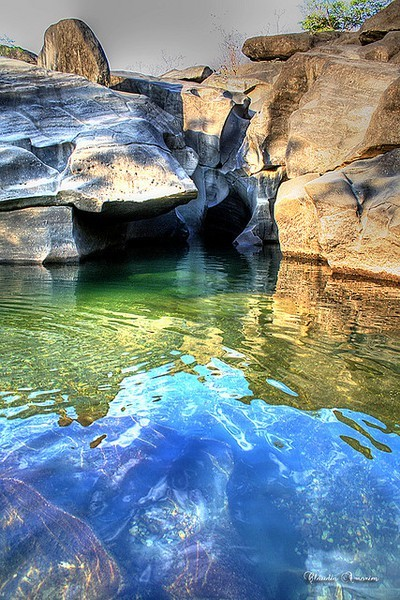 Reflections, Chapada dos Veadeiros, Brasil photo via marilyn