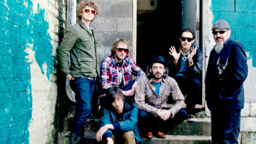 "Diamond Rugs is now John McCauley's third band, after Deer Tick and Middle Brother. Ken Tucker says the band is ""determined to avoid easy category, a consistent point of view, or even a signature sound."""