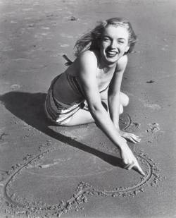 Happy Birthday, Marilyn Monroe! Photographed by Joseph Jasgur