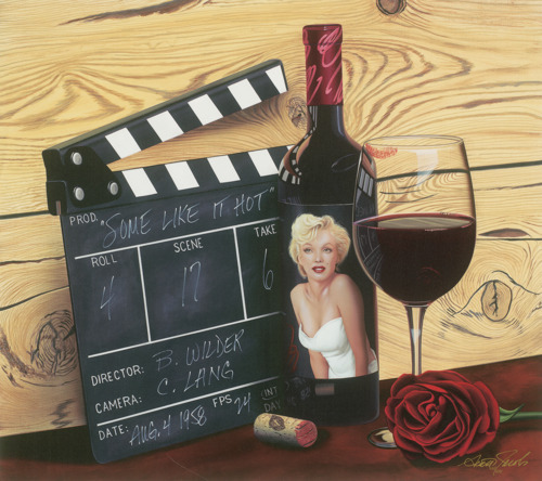 Scott Jacobs, Marilyn Monroe, Park West Gallery