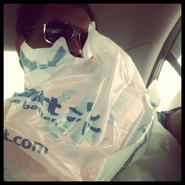 Clearly bought too much… #walmart #gpoy #me #gay #firstworldproblems  (Taken with instagram)
