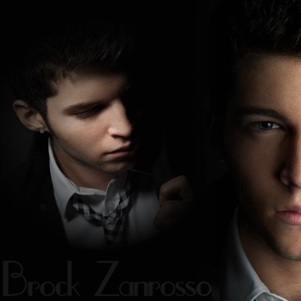 Brock Zanrosso… sexy, talented, Canadian rising pop star