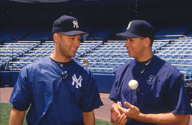 Twenty years ago today, the Yankees drafted Derek Jeter with the sixth overall pick on the 1992 MLB Draft. Since then, he's won five World Series, collected 3.159 hits and solidified himself as one of baseball's all-time top shortstops. (Chuck Solomon/SI) GALLERY: Rare Photos of Derek Jeter | Alex RodriguezSI VAULT: Jeter wins 2009 Sportsman of the Year