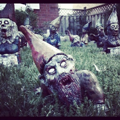 Lawn ornaments…. ORDERED! (Taken with instagram)
