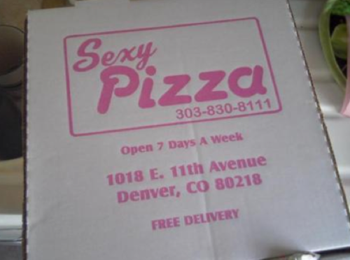 "fuckyeahdrugpolicy:  Sexy Pizza Launches ""SSDPizza"" in Denver 