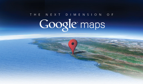 Google planning to introduce 'the next dimension' of maps on June 6th Reports have been swirling that Apple will finally drop Google Maps and introduce its own mapping solution at WWDC '12, but Google apparently has its own big mapping announcement in store.