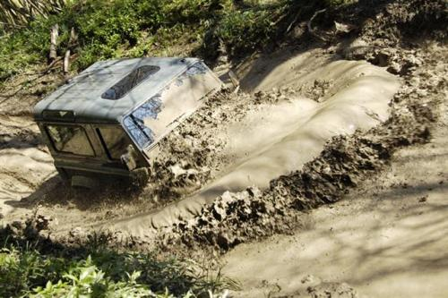 The reason the countryside relies on Landrover.