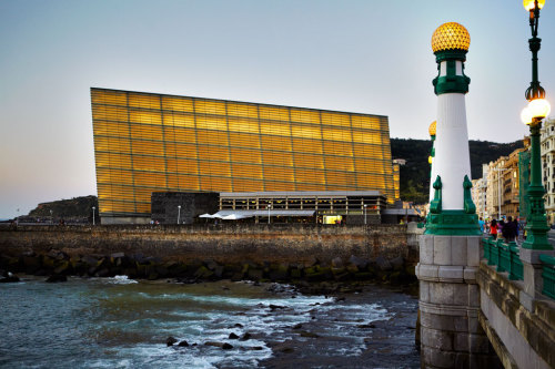 Sun, Sea, and Gastronomy in San Sebastián | Kursaal Congress Centre