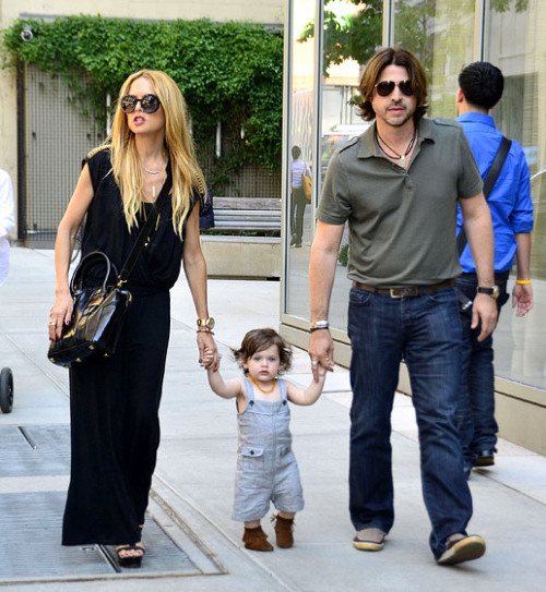 "I can't even deal with Rachel Zoe's baby anymore. The shirtless overalls look went out with Britney Spears's relevance, and that hair is out of control. At least he is learning the doe-eyed, ""What did I do?"" look early in life. He's going to need it if he plans to let his mother keep styling him like a woodland fairy in doll clothing."
