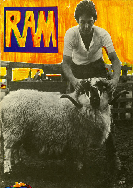 Serenade your loved ones this weekend with the original 1971 Ram Songbook, featuring the entire album's worth of chords and charts.